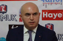 Я благодарен Николу Пашиняну, что не освобождает от должности Араика Арутюняна – Армен Ашотян