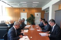 Սուրեն Պապիկյանն առաջարկել է ավելացնել ԱՄԷԳ-ի կողմից Հայկական ԱԷԿ-ի անվտանգության բարձրացմանն ուղղված լրացուցիչ աջակցության ծրագրերը