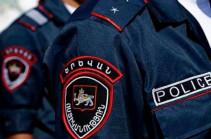 Սեպտեմբերի 18-ից 22-ը ոստիկանության ստորաբաժանումները բացահայտել են հանցագործության 155 դեպք