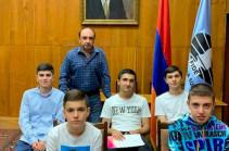 Հայաստանի շախմատի պատանեկան հավաքականը՝ Եվրոպայի առցանց առաջնության բրոնզե մեդալակիր
