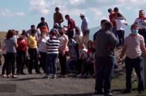 Խուլիգանություն Գնդեվազում․ կան բերման ենթարկվածներ ու ձերբակալվածներ