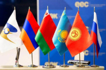 Eurasian Inter-Governmental Council's session to take place on Oct 8 in Yerevan
