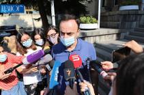 Հրայր Թովմասյանը ՍԴ նախագահի թեկնածուի հետ կկիսվի իր փորձով (Տեսանյութ)