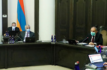 Armenia's PM: Armenia's government works 100% transparently with coronavirus numbers, no figures changed
