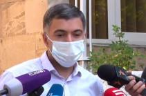 В Конституционном суде пока не выдвинут кандидат на должность председателя – Эдгар Шатирян