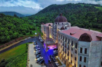 Гостиница «Golden Palace» снова выставлена на аукцион