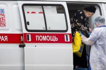 Ռուսաստանում կորոնավիրուսի հետևանքով մեկ օրում 149 մարդ է մահացել