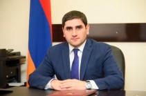 Гриша Тамразян подал заявление об отставке