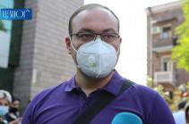 Власти Армении пытаются воспрепятствовать проведению общегосударственного митинга оппозиции 8 октября – Арсен Бабаян