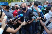 Минасян: Власти Армении оторваны от реальности и думают, что пребывают в настроениях апреля-мая 2018 года (Видео)
