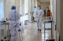В Армении число зараженных коронавирусом увеличилось на 392, скончались 3 человека