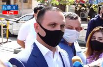 Ծառուկյանին կալանավորելու վերաբերյալ դեռ որոշում չի կայացվել, դատավորին ինքնաբացարկի միջնորդություն է ներկայացվել. Փաստաբան (Տեսանյութ)