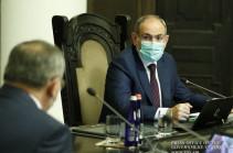 Armenia's PM offers Azerbaijan not follow path of revelation of confidential information