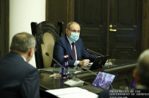 No one can speak with Armenia in a language of threat: Armenia's PM