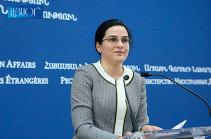 В Армении и Арцахе сформировались власти, готовые вступить в диалог с властями, пользующимися мандатом народа Азербайджана – МИД