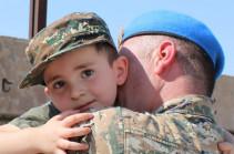 Հայ խաղաղապահների հերթական զորախումբն ավարտել է առաքելությունը