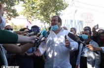 «Բարգավաճ Հայաստան» կուսակցության ղեկավար Գագիկ Ծառուկյանը կալանավորվեց