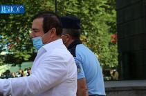 Гагик Царукян отныне политический заключенный – заявление партии «Процветающая Армения»