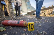 Ուկրաինայի պաշտպանության նախարարը նշել է Ան -26-ի կործանման հավանական պատճառը