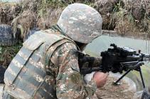 Հայ դիրքապահների ուղղությամբ հակառակորդն արձակել է ավելի քան 3000 կրակոց. ՊԲ