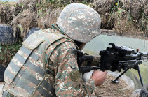 Azerbaijani side violates ceasefire over 330 times during past week