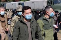 Զելենսկին սուգ է հայտարարել Ուկրաինայում Ան -26-ի կործանման պատճառով