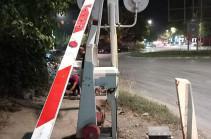 Բախում՝ Արարատ քաղաքի երկաթուղային գծանցումում. Ճշտվում է վնասի չափը