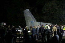 Death toll in northeastern Ukraine plane crash rises to 25