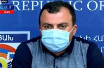 Ваграм Погосян: В результате нападения Азербайджана погибли два человека – бабушка и ее 9-летняя внучка