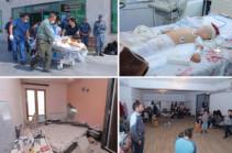 ՄԻՊ-ը դիմել է միջազգային կազմակերպություններին՝ Արցախի քաղաքացիական բնակչության նկատմամբ Ադրբեջանի թիրախային զինված հարձակումների առնչությամբ