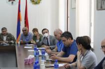 Հայաստանի խորհրդարանական և արտախորհրդարանական կուսակցությունների ներկայացուցիչները ՀՅԴ-ում են. համատեղ հայտարարություն կտարածվի