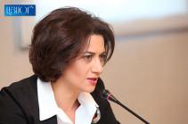 Я приехала, чтобы быть рядом с нашими арцахскими братьями и сестрами – Анна Акопян