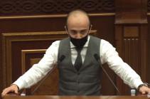 У нас есть возможность начать правовые процессы против Азербайджана на судебном фронте – Тарон Симонян