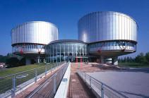 Armenia applies to ECHR for applying interim measure against Azerbaijan