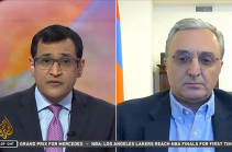 We urge Azerbaijan to stop this aggression and come to their senses and come back to the peaceful process: Zohrab Mnatsakanyan gives interview to Al Jazeera