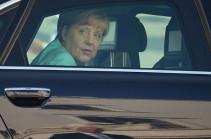 Spiegel: Меркель тайно посетила Навального в «Шарите»