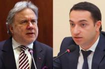 Азербайджан должен немедленно прекратить свои агрессивные действия – бывший глава МИД Греции