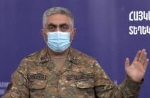 У армянской стороны нет живых пленных азербайджанских военнослужащих - Ованнисян