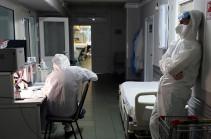 За сутки в России умер 61 пациент с коронавирусом