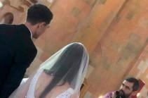 Wedding in Stepanakert amid war (photos)