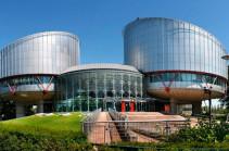 ЕСПЧ принял запрос Армении о применении ограничительной меры в отношении Азербайджана