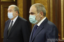 Armenia's PM convenes extraordinary session of Security Council