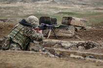 ВС Азербайджана открыли огонь по военчасти города Варденис в Армении и применили авиацию- Минобороны