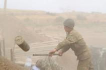 Азербайджан обстреливает села на востоке Армении