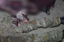 Ադրբեջանը շարունակում է կրել կենդանի ուժի կորուստներ (Տեսանյութ)