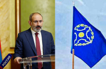 Armenia not planning to apply to CSTO: PM