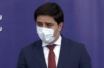 Армения обсуждает вопрос обращения с межгосударственной жалобой в ЕСПЧ – Егише Киракосян