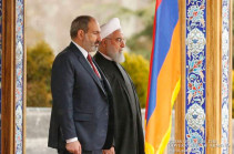 Armenia's PM holds phone conversation with Iran's president, draws attention to Turkey's direct engagement in military actions