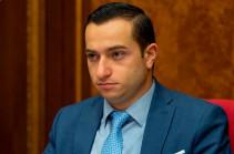Իրանը պատրաստակամ է միջնորդ հանդիսանալու բանակցությունների վերսկսման համար. Մխիթար Հայրապետյանը հեռախոսազրույց է ունեցել Իրան-ՀՀ բարեկամական խմբի ղեկավարի հետ