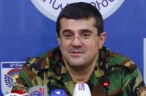 One of the addressees of Karabakh war is Iran: Artsakh President